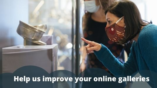 Help us improve your online galleries