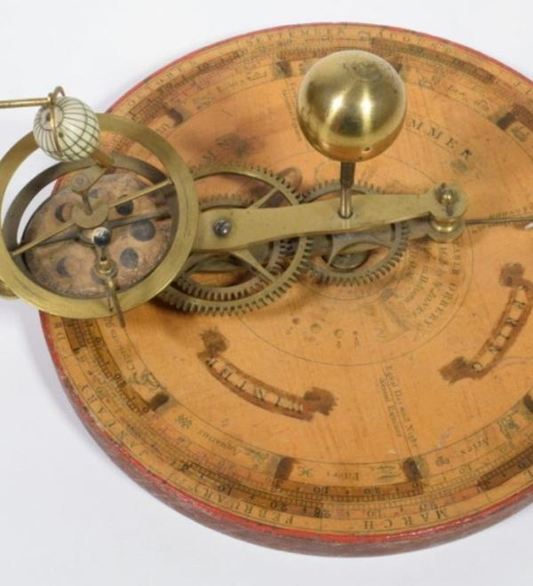24476 Orrery Lunarium by W Jones London c 1800
