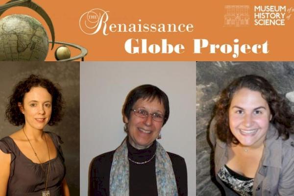 Renaissance Globe Project Volunteers