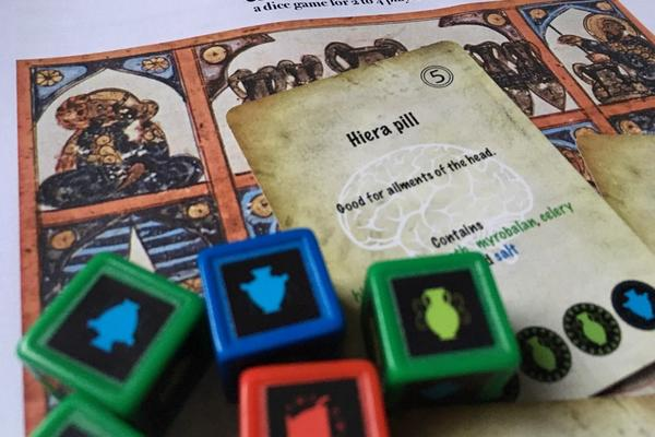 Event: Medieval Board Games