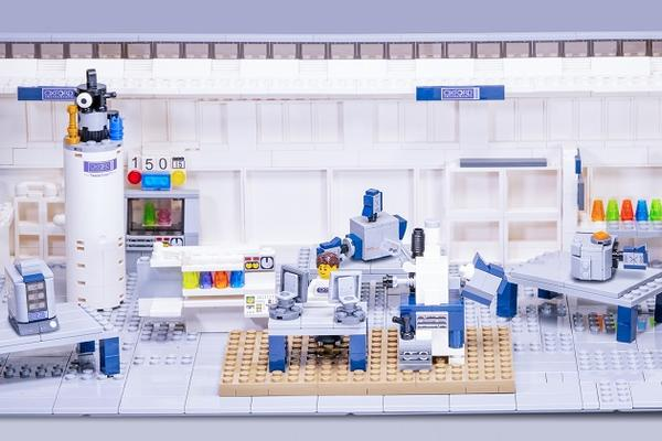 lego lab small