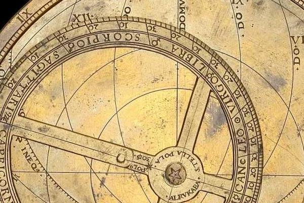 Object detail from exhibition:The Astrolabe, East and West