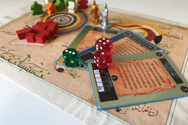 Board Games and Medieval Medicine