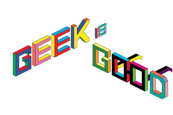 banner image for Geek is Good exhibition