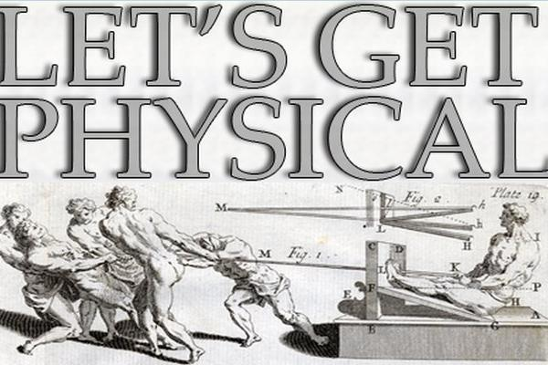 banner image from Let's Get Physical