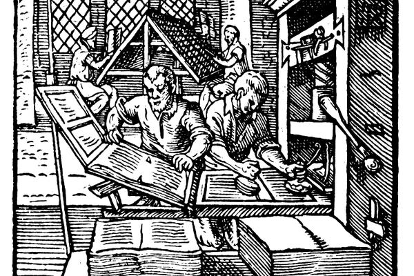 printer in 1568 ce renaissance