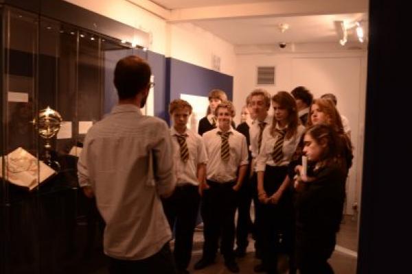 renaissance globe project schools 120620