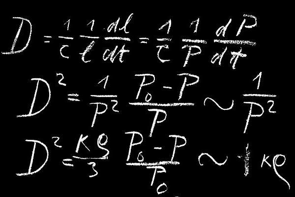 Bye bye blackboard ... from Albert Einstein (preserved from his talk in Oxford)