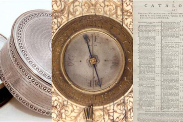 Items from the Scientific Instrument Society 25th Anniversary Exhibition
