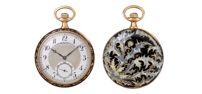 Heartbeat of the City 12 cloisone pocket watch specially produced for the Milan International Exhibition of 1906 1800 x 840 px