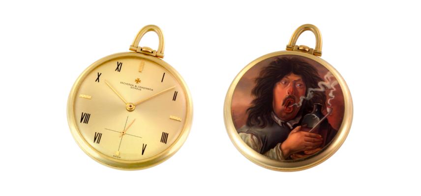 Heartbeat of the City 20 pocket watch with decoration by legendary enamel artist carlo poluzzi 1800 x 840 px