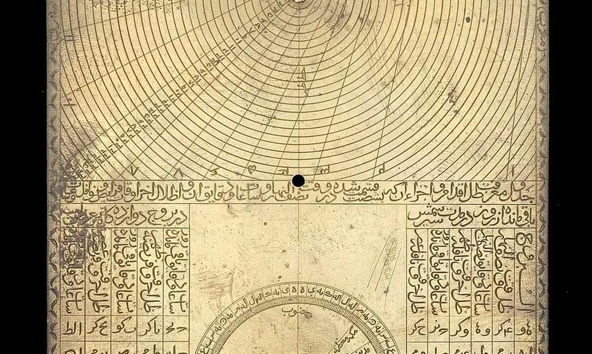 48472 sundial and qibla
