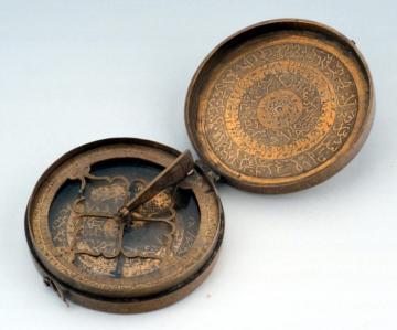 Qibla Indicator, c. 1800 (inventory number 33746)