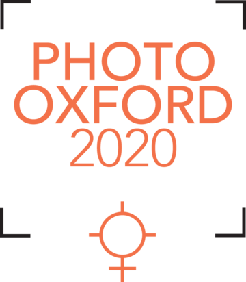 Photo Oxford 2020 two-colour logo